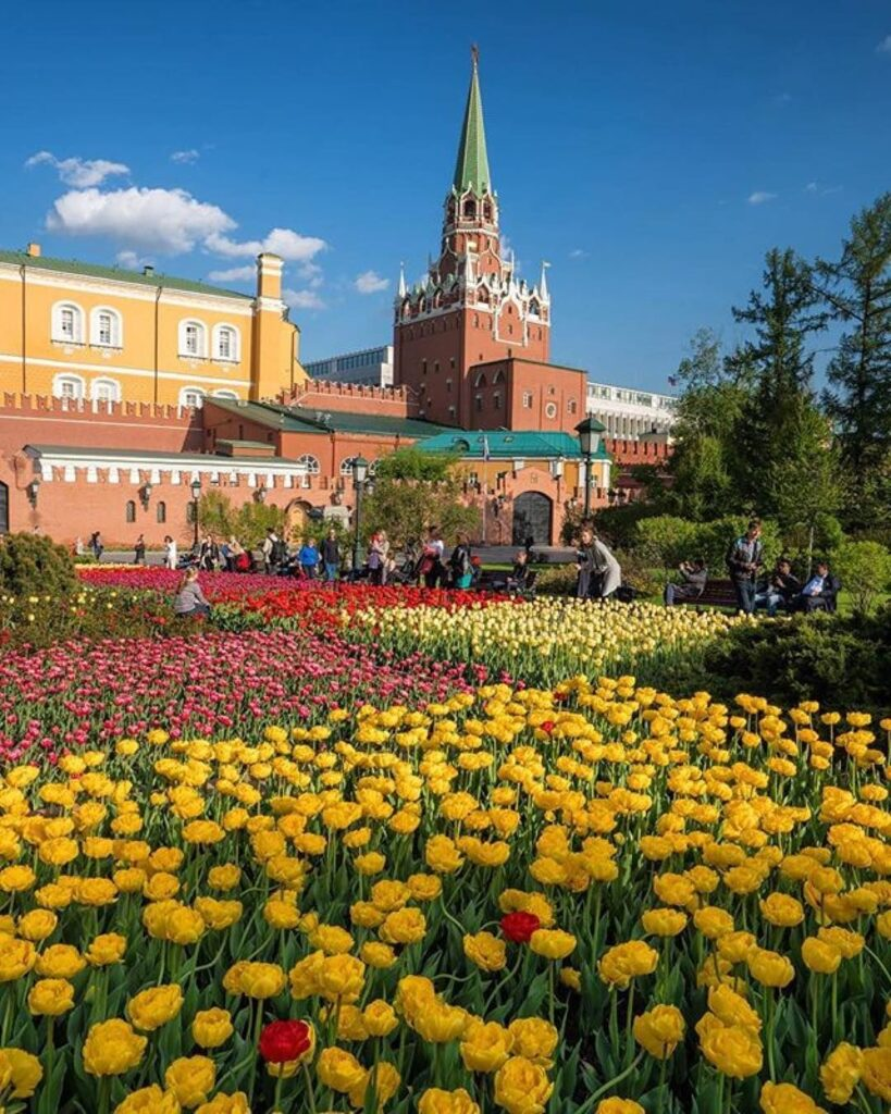 spring-in-moscow