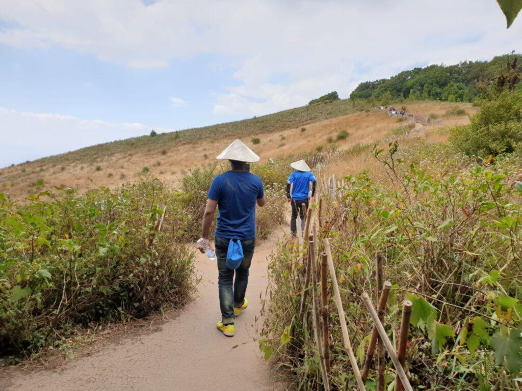 Trekking_at_Inthanon_park