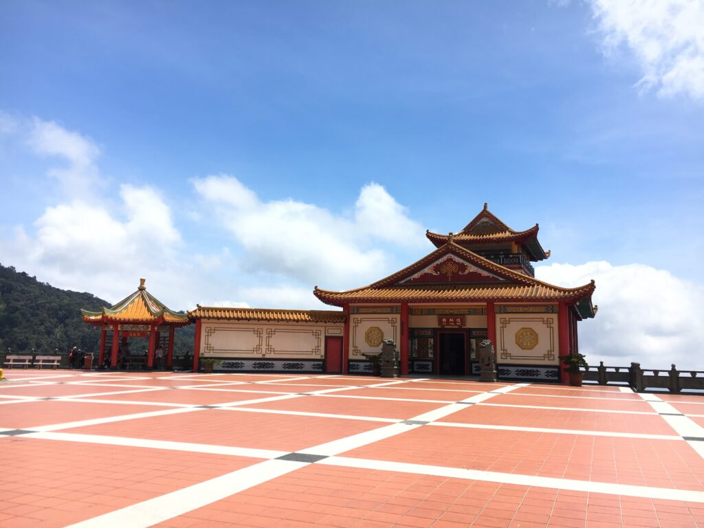 Chinese-temple-Genting-Highlands