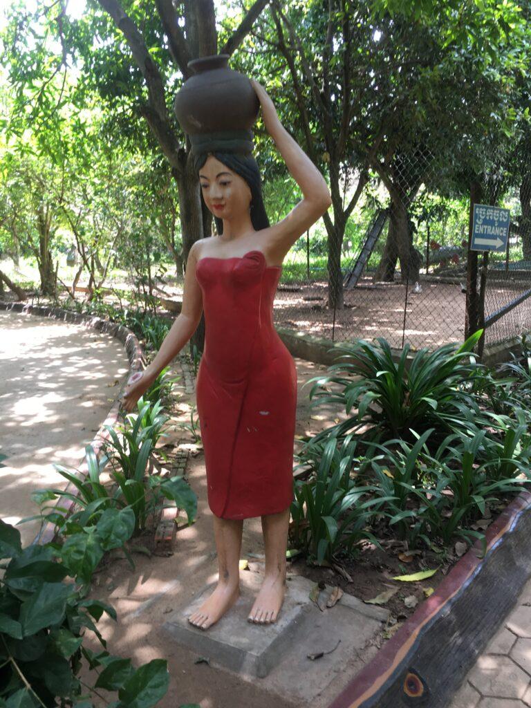 Attractions in Cambodia