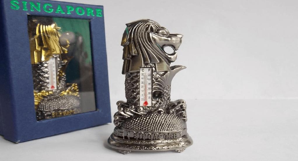 Singapore-Miniature-Merlion-Souvenirs