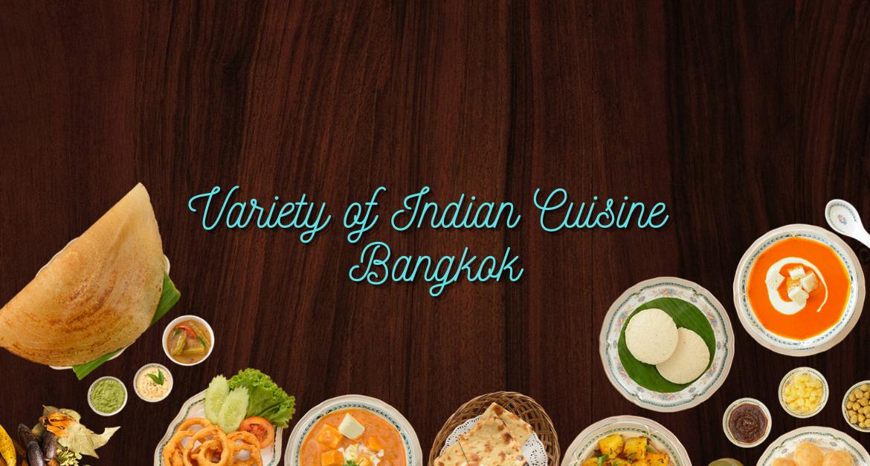 Variety-of-indian-dishes-in-bangkok